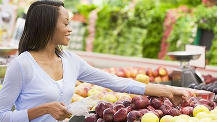 News Picture: Many U.S. Adults Aren't Getting Healthy Amounts of Fruits, Vegetables