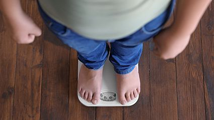 News Picture: Obesity Helps Drive Half of New Diabetes Cases Among Americans