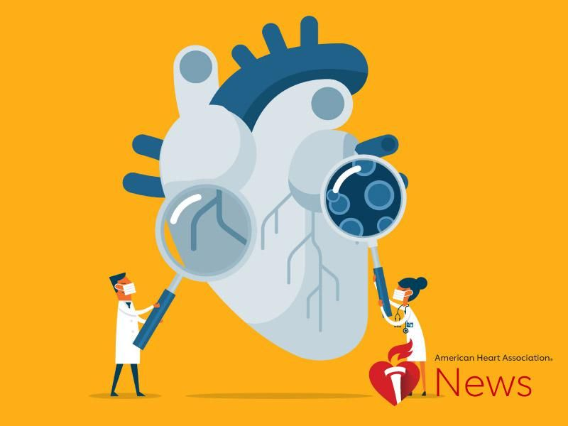 News Picture: AHA News: Here's What Heart Patients Need to Know About COVID-19 in 2021