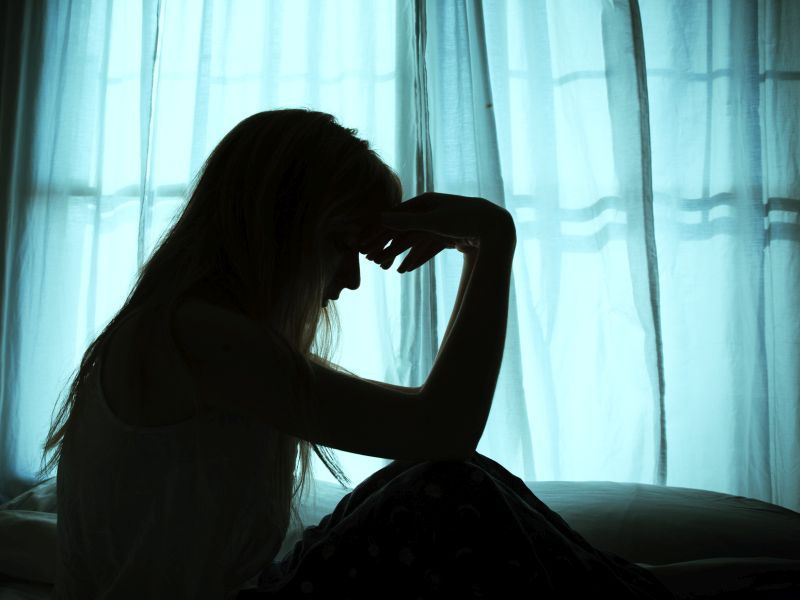 News Picture: Mental Illness in Childhood Could Mean Worse Physical Health Decades Later