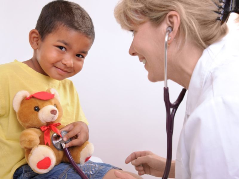 News Picture: Kids' Robust Immune Systems May Shield Them From COVID-19: Study