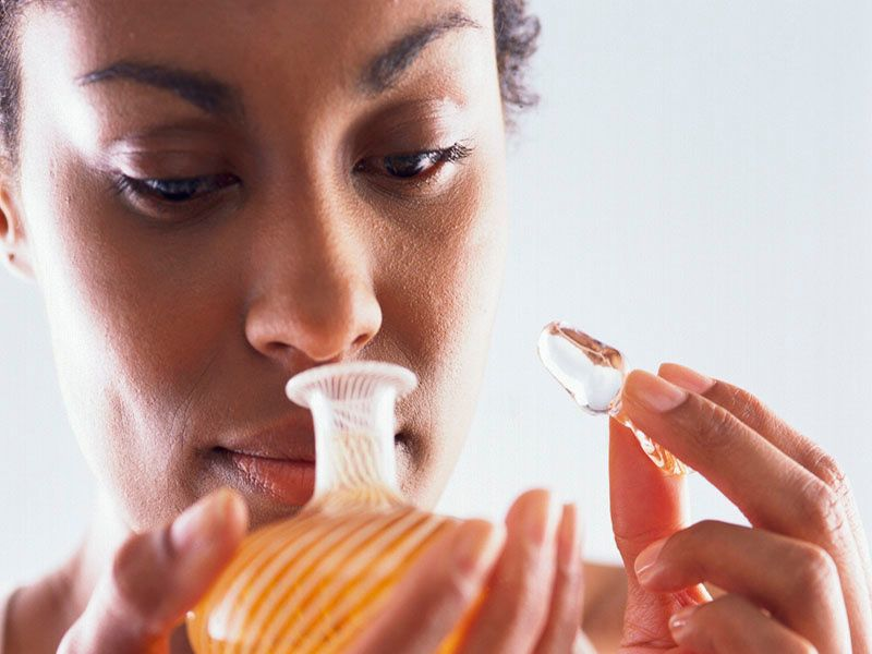 News Picture: COVID-Linked Loss of Smell, Taste Can Linger for Many Months