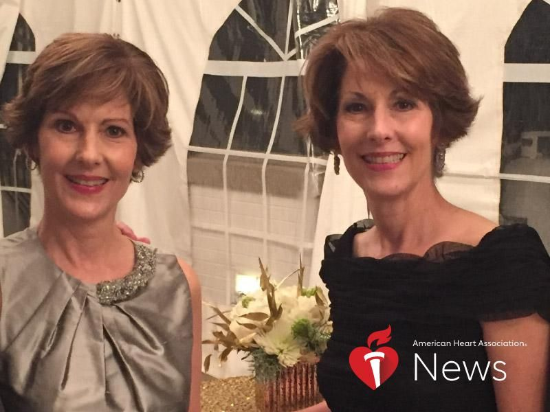 News Picture: AHA News: Identical in Nearly Every Way, These Twins Even Had the Same Kind of Heart Attack