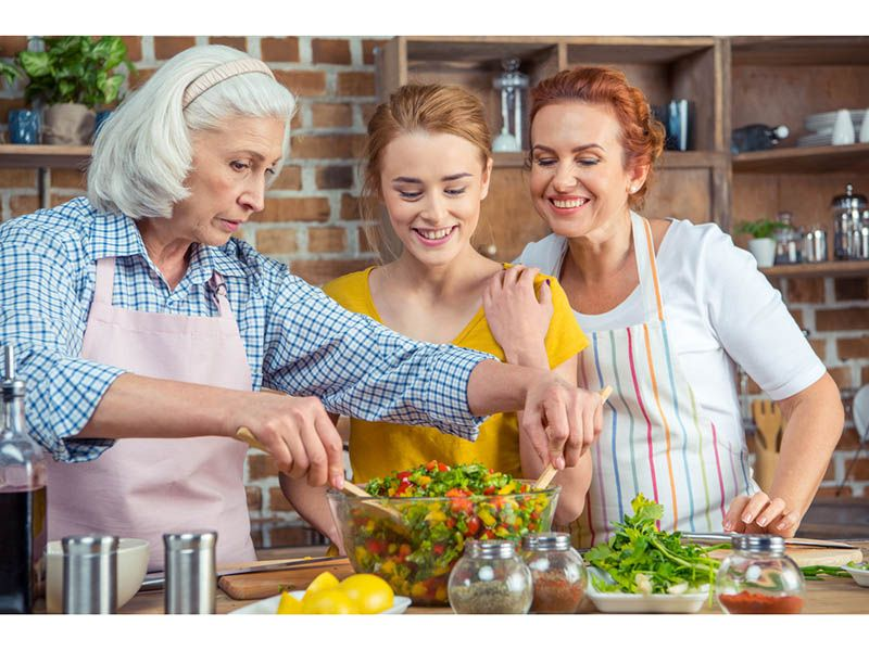 News Picture: Switch to Plant-Based Diet Could Protect Older Women's Brains