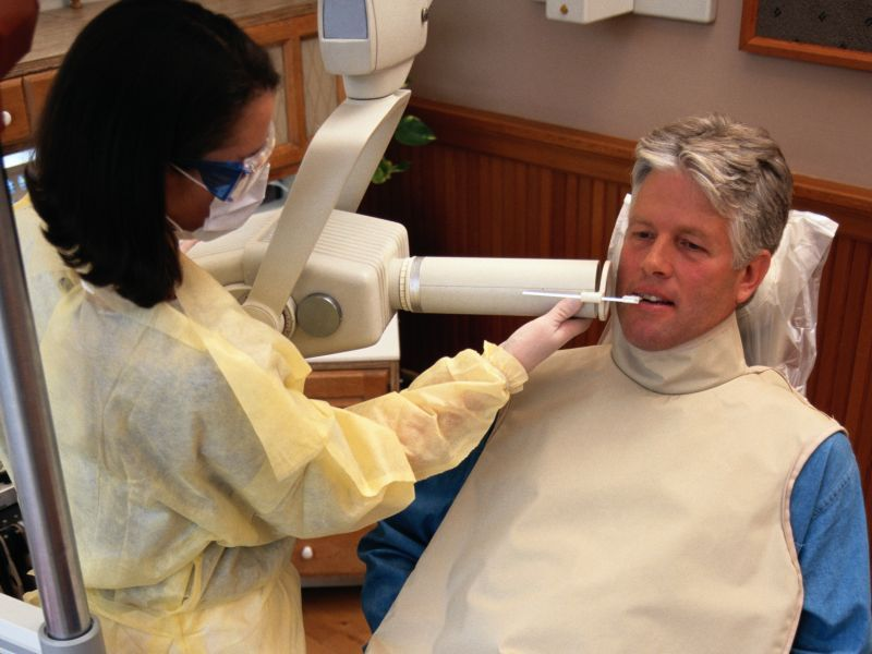 News Picture: Very Low COVID Infection Rate Among Dental Hygienists: Study
