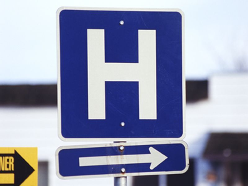 News Picture: Pandemic Is Hitting Hospitals Hard, Including Their Bottom Line