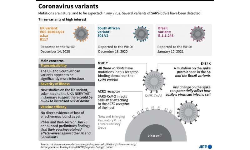 One thing is certain: the SARS-CoV-2 virus will continue to mutate, and as long as case figures remain high globally, the chance