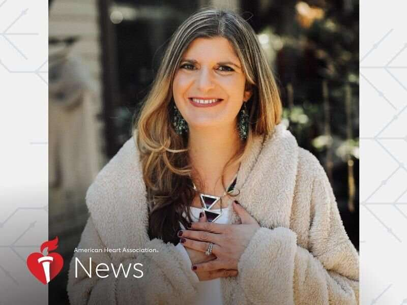 AHA news: A new heart at 18 put her on a new path