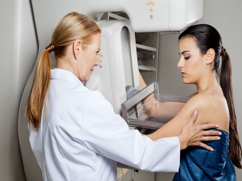 News Picture: Skipping Mammograms Raises a Woman's Odds for Breast Cancer Death