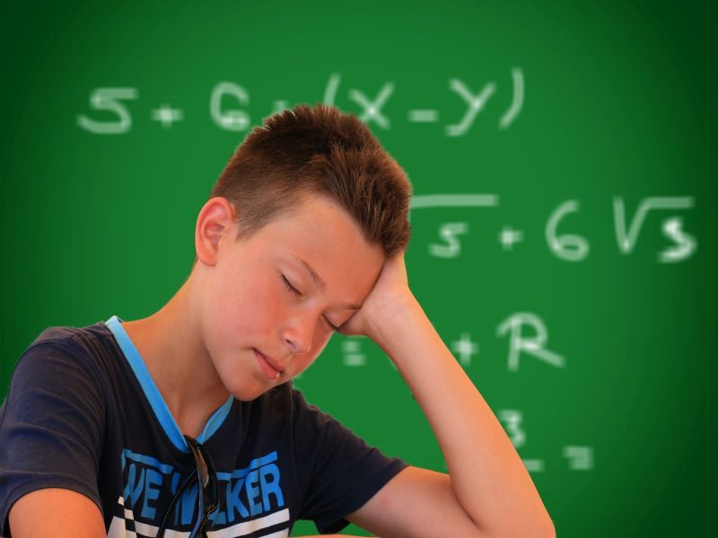 News Picture: Is Your Teen Unmotivated at School? That Might Change