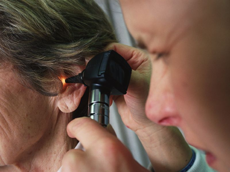 News Picture: Most Older Americans Need Hearing Checks, But Many Aren't Getting Them