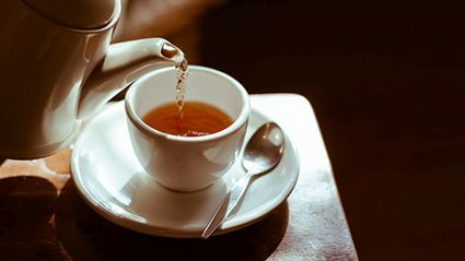 News Picture: Science Reveals Why Tea Is Good for Your Heart