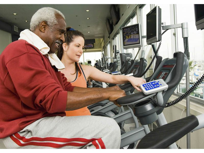 News Picture: Workouts Boost Health of People With Kidney Disease
