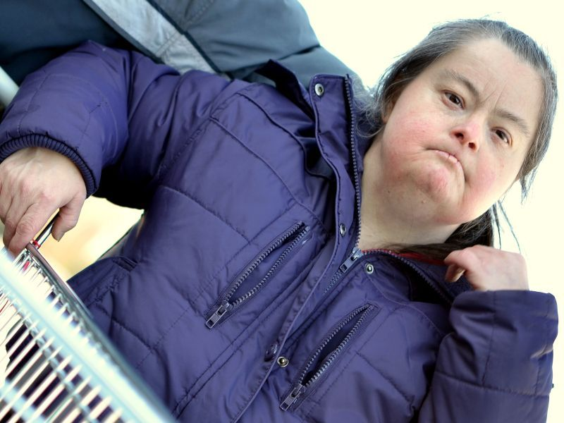 News Picture: People With Intellectual Disabilities at High Risk for Fatal COVID-19