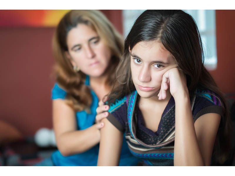News Picture: Pandemic Has Harmed Mental Health of Nearly Half of U.S. Teens: Poll