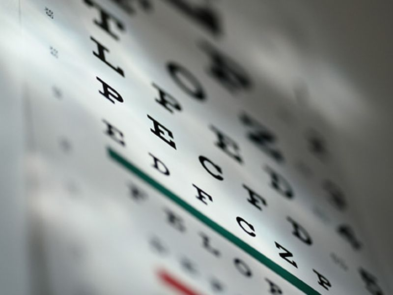 News Picture: Vision Problems Are On the Decline for American Seniors