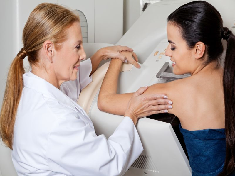 News Picture: Many U.S. Mammography Centers Aren't Following Expert Guidelines: Report