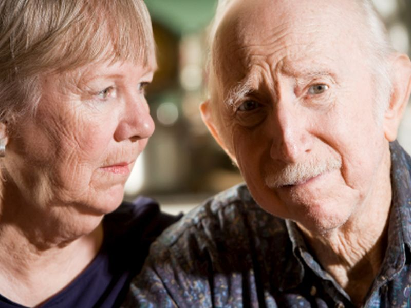 News Picture: Heart Disease Often Comes in Pairs, Spouse Study Shows